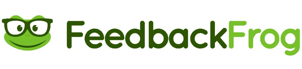 FeedbackFrog logotyp